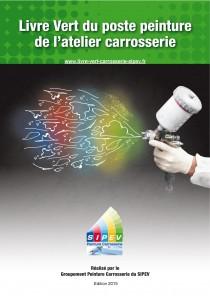 Le SIPEV lance le Livre Vert du poste peinture de l'atelier Carrosserie