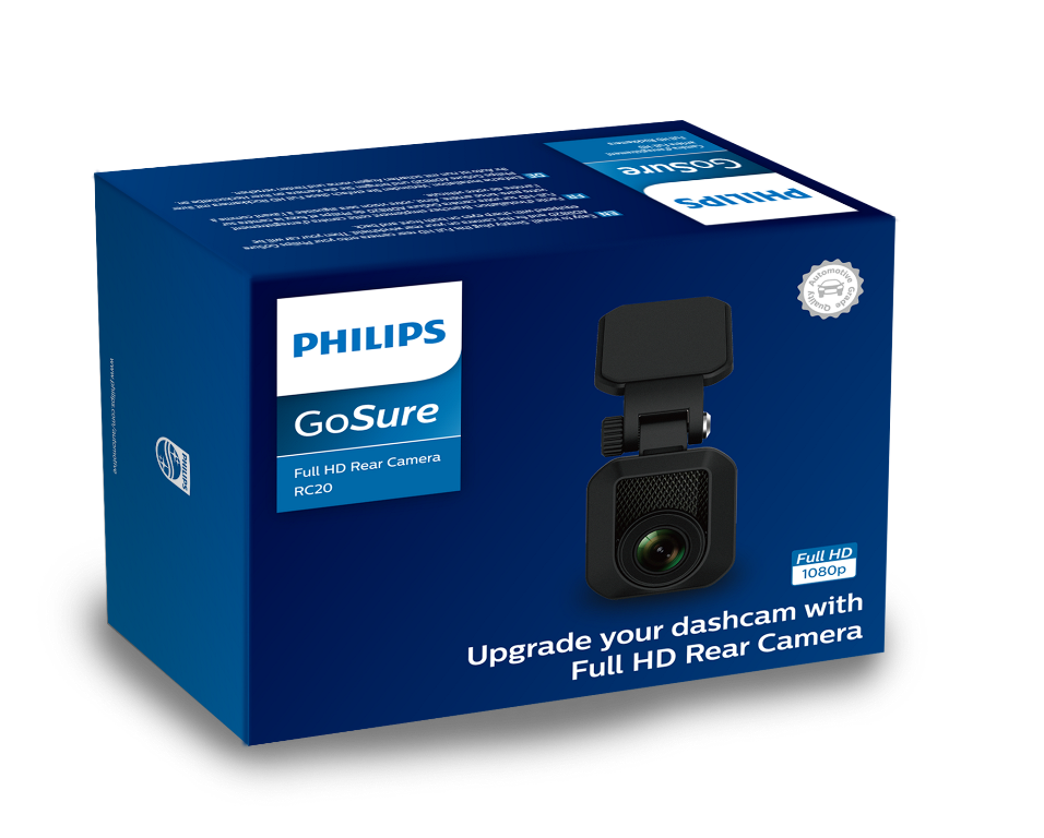 philips gosure ard820 rear bd